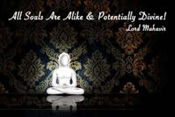 Jain Society of Toronto Mahavir Quote